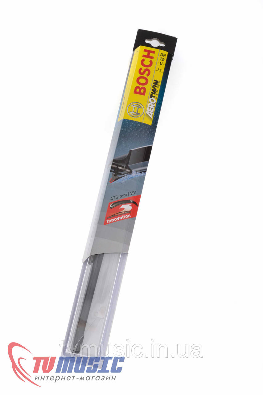 Щетка стеклоочистителя Bosch AeroTwin AR19U (3 397 008 533)