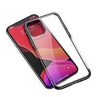 Чехол для iPhone 11 Baseus Shining case черный