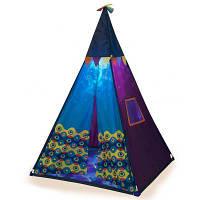 Игровой домик Battat палатка-вигвам Фиолетовый Типи (BX1545Z)