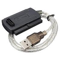 Переходник USB - SATA IDE 2.5 3.5