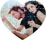 Фотопазл в форме Сердца по Вашему дизайну, фото 2