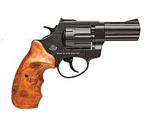 """Револьвер флобера STALKER S 3"""", 4 мм (силумін.барабан) brown"""