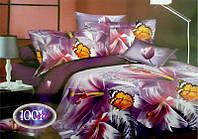 Комплект постельного белья №пл147 Двойной, фото 1