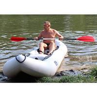Двухместная надувная байдарка Ладья ЛБ-450 Комфорт