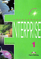 Enterprise 1 Coursebook (металлическая пружина)