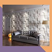 3Д фрезеровка декоративных МДФ-панелей для домашнего интерьера