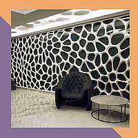 3Д фрезеровка интерьерзых МДФ-панелей для гостинниц  и отелей