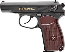 Пістолет пневматичний SAS Makarov SE корпус-пластик 130 м/с