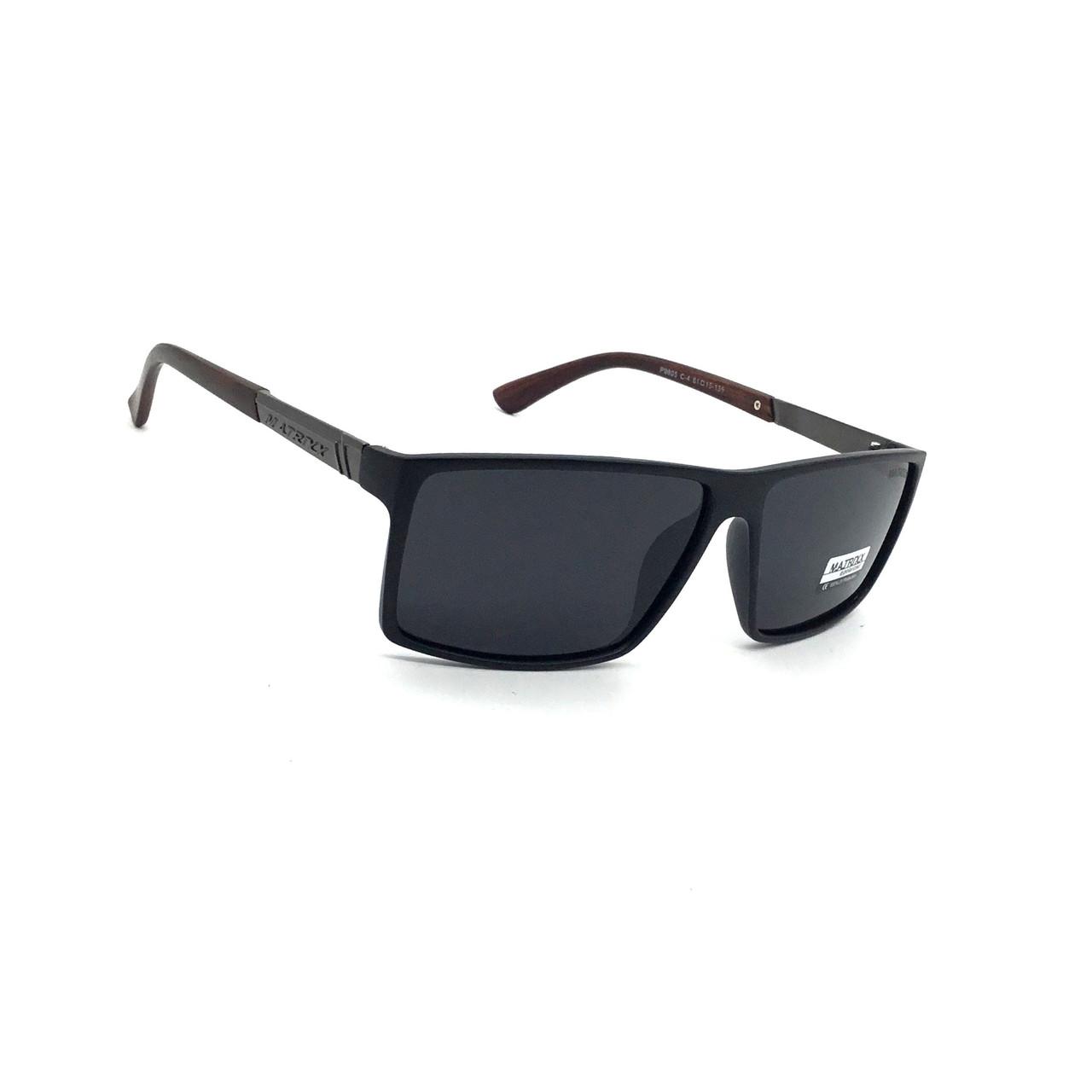 Сонцезахисні окуляри з прозорою лінзою полароїд 9805 С4