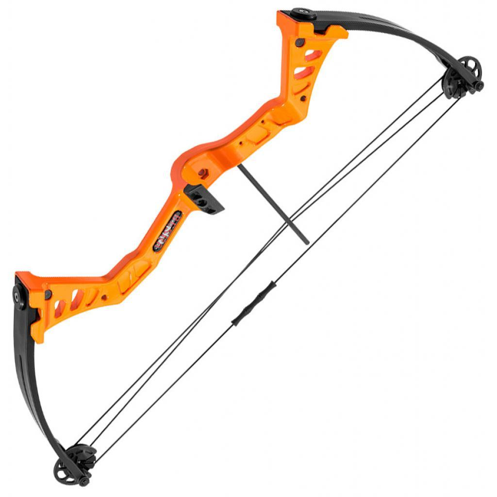 Лук Man Kung MK-CBK1OR оранжевый8.5-11 кг