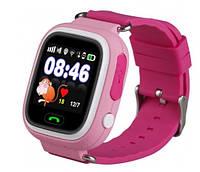 Смарт-часы Smart Watch Q90 GPS Розовый