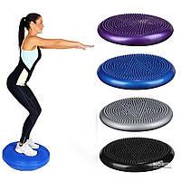 Подушка для йоги PROFI 33 см 900 гр (MS 1651)