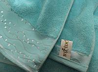 ТМ TAG Полотенце махровое ByIdo голубое 50х90