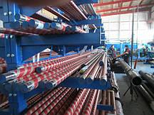 Гідравлічні штоки каленные діаметром 16 мм