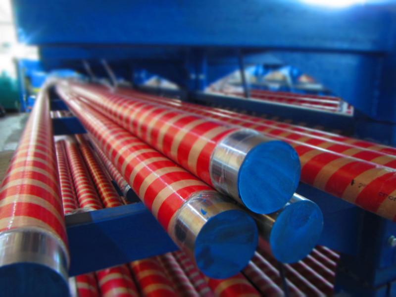 Штоки сырые гидравлические диаметром 18 мм