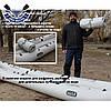 Байдарка надувний Човен ЛБ-300УВ одномісна Базова Турист для гладкої води, фото 10