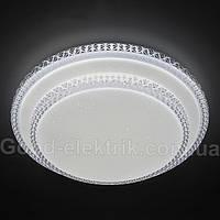 Светодиодная LED люстра SMART 80w-потолочный светильник с пультом 500*500mm
