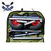 Тележка для лодок до 170 кг Univ-Poly тележка колеса для лодки надувной проколобезопасные, клиренс 30 см, фото 2