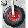 Тележка для лодок до 170 кг Univ-Poly тележка колеса для лодки надувной проколобезопасные, клиренс 30 см, фото 10