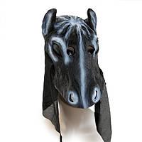 Маска резиновая Конь