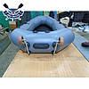 Лодочные колеса для гребной надувной лодки до 40 кг с баллонами 32-42 см пластиковые резиновый обод 12х4 см, фото 5