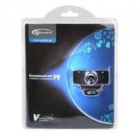 Веб-камера Gemix F9 black 1.3 Mpix, с микрофоном