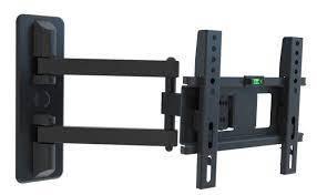 "Настенное крепление Charmount LED-ST22, до 43"" (35 кг.) наклон-поворот"