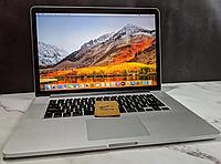 "Ноутбук ультрабук б/в MacBook 15 Retina Late 2013 [15.4"",i7-4750HQ,RAM 16gb,SSD 512gb,Inlel Iris+Nvidia GT750]"
