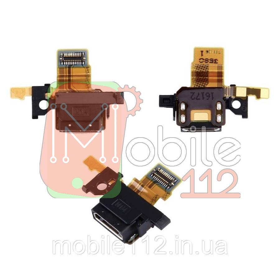 Шлейф  Sony Xperia X F5121 F5122 с разъемом зарядки
