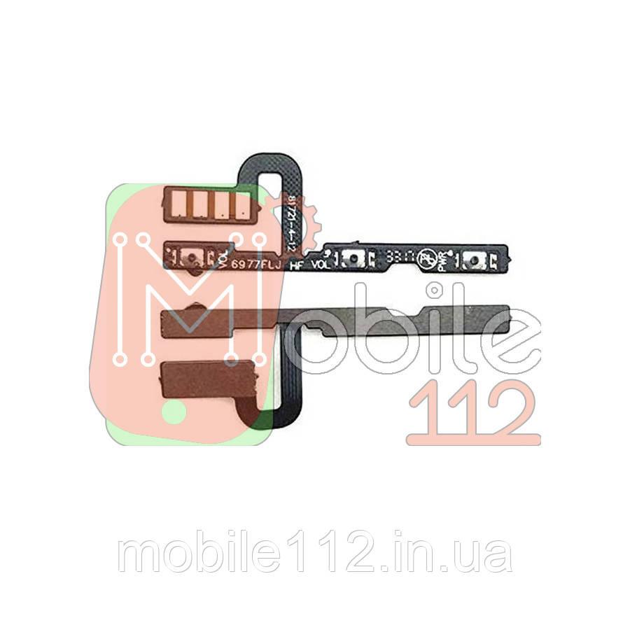 Шлейф Meizu M6 Note M721H с кнопками громкости и включения