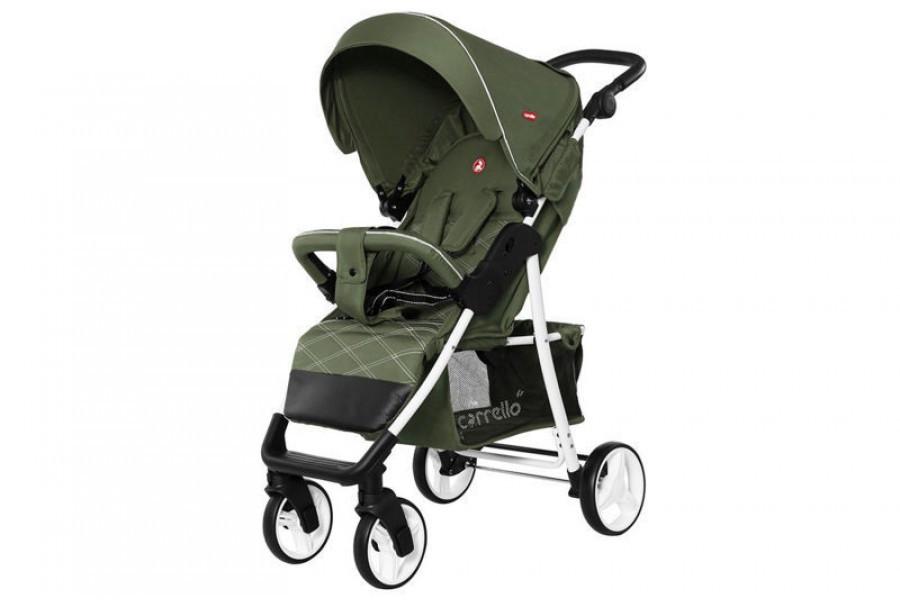 Коляска прогулочная CARRELLO Quattro CRL-8502/2 Mint Green