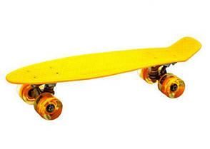 Пенни Борд (желтый) 76761 MIC (TC126765)