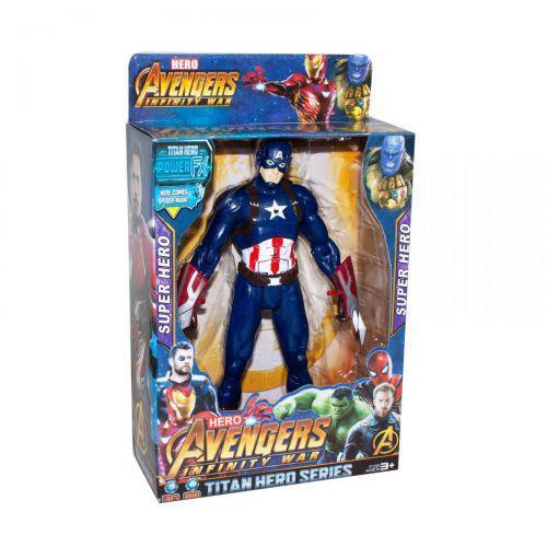 Фигурка супергероя Капитан Америка MIC JM83801 ( TC123818)