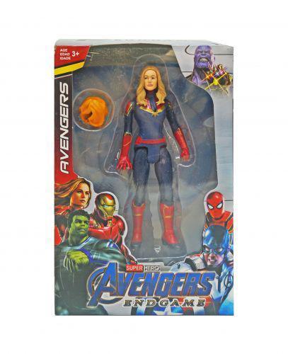 "Фигурка ""Мстители: Капитан Марвел"" YG Toys 18165 ( TC127144)"