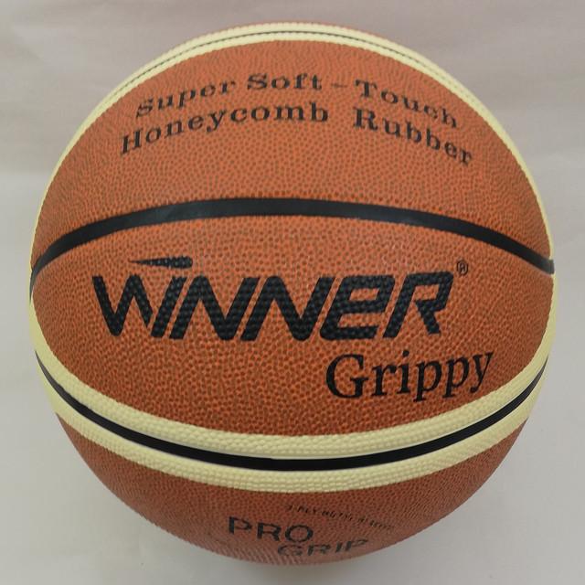 М'яч баскетбольний Winner Grippy 2-кольори гума