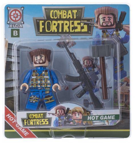 "Игрушечный набор ""Combat Fortress"" (синий) XUJA SB1000 ( TC125010)"