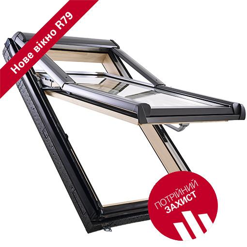 Мансардные окна Roto Designo R79H WD