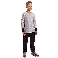 Футбольная форма вратарская детская Свитер и штаны вратаря для детей SP-Sport Серый (CO-7002B) S