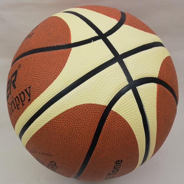 М'яч баскетбольний Winner Grippy № 7 двокольоровий