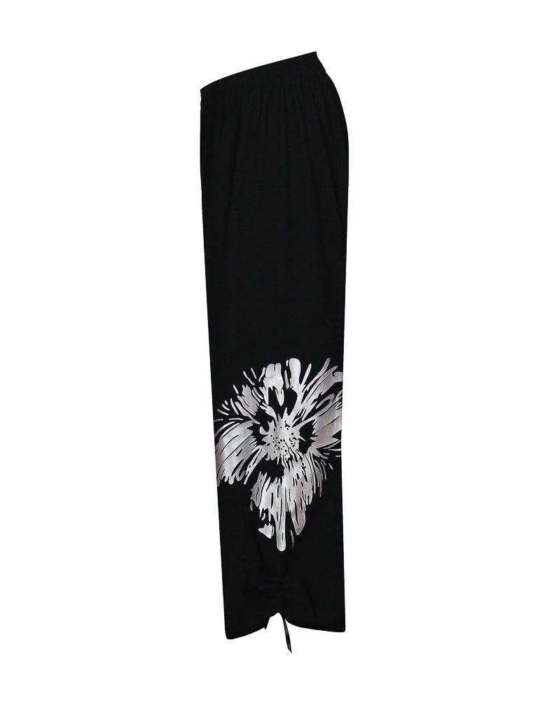 Женские брюки капри Лилея - бриджи с затяжками