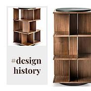 Історія дизайну: стелаж Джанфранко Фраттин