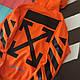 Толстовка оранжевая LOYS Off-White L, фото 3