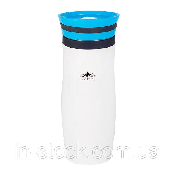Термокружка Peterhof PH-12413 blue