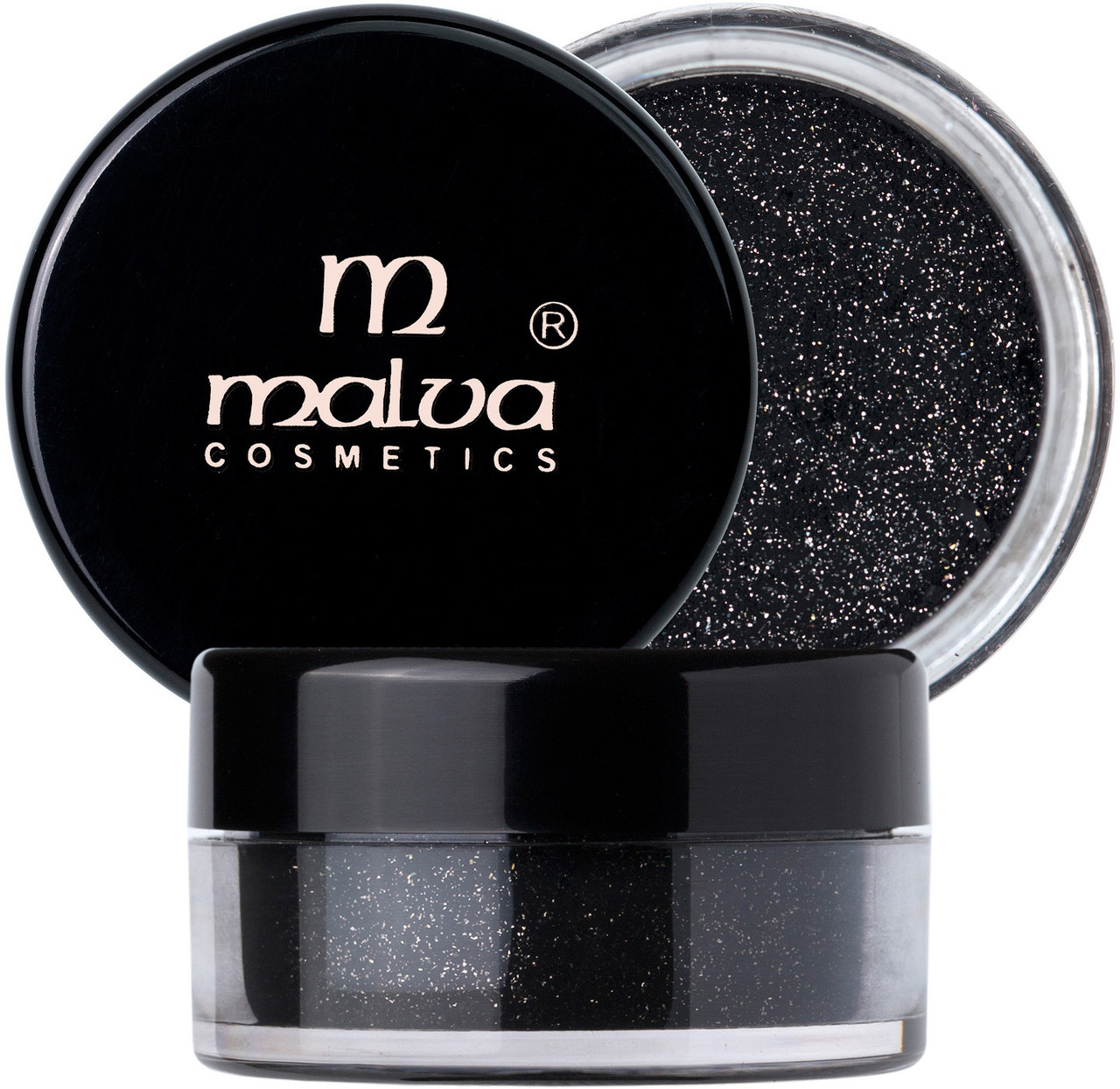 Malva Cosmetics Dramatic Chrome M-491.  Пигмент рассыпчатый для век. Тени.