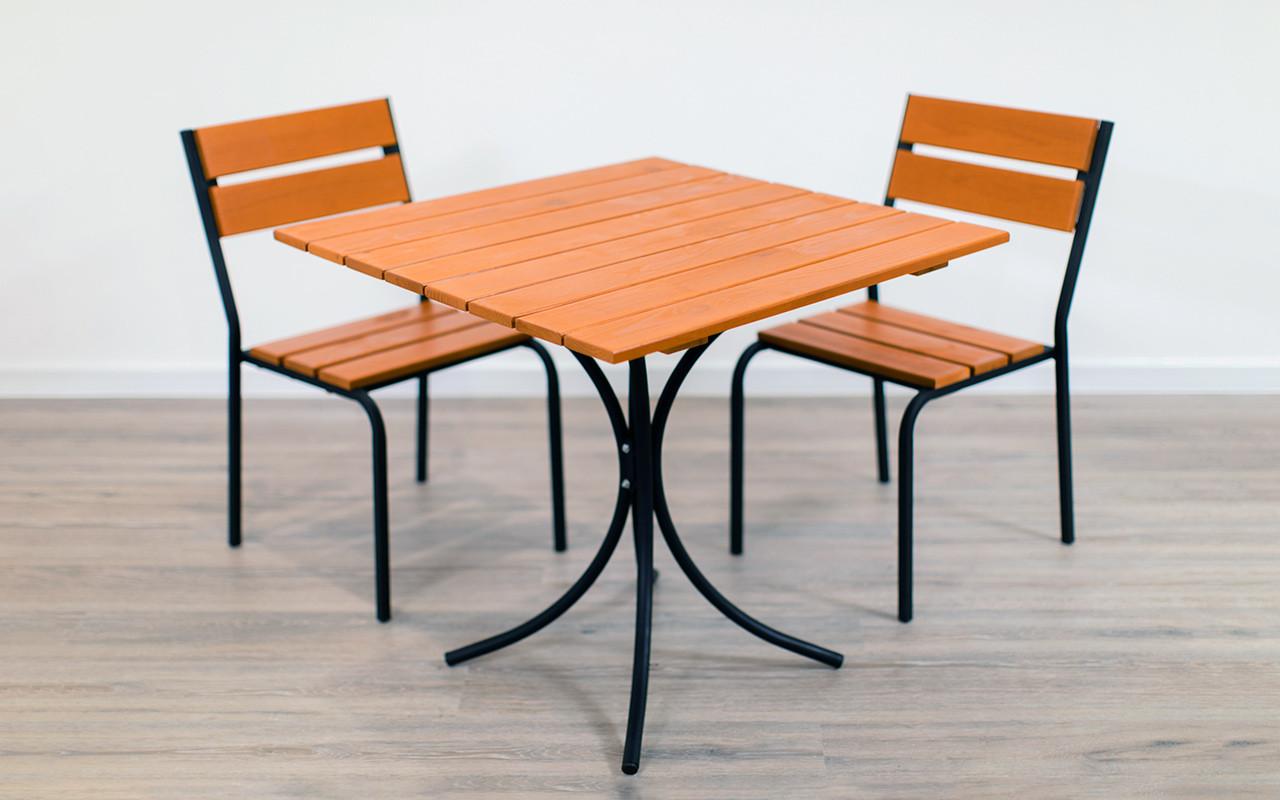 "Комплект мебели для кафе Микс-Лайн ""Лайт"" Тик"