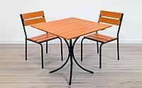 """Комплект мебели для кафе Микс-Лайн """"Лайт"""" Тик, фото 1"""