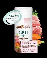 Корм Оптиміл Optimeal беззерновий для дорослих котів індичка та овочі 650 г
