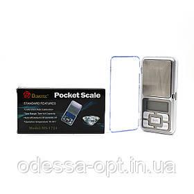 Весы ACS 100gr/0.01g MS 1728C Domotec
