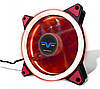 Кулер Frime Iris LED Fan Double Ring Red (FLF-HB120RDR), фото 2