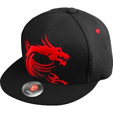 Кепка MSI Gaming Cap Black